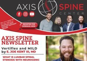 Axis Spine March 2021 Newsletter